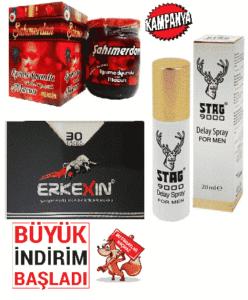 Erkexin Türkiye'nin En Çok Tercih Edilen Afrodizyak Kapsülleri