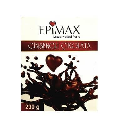 Epimax çikolatalı epimedyumlu macun